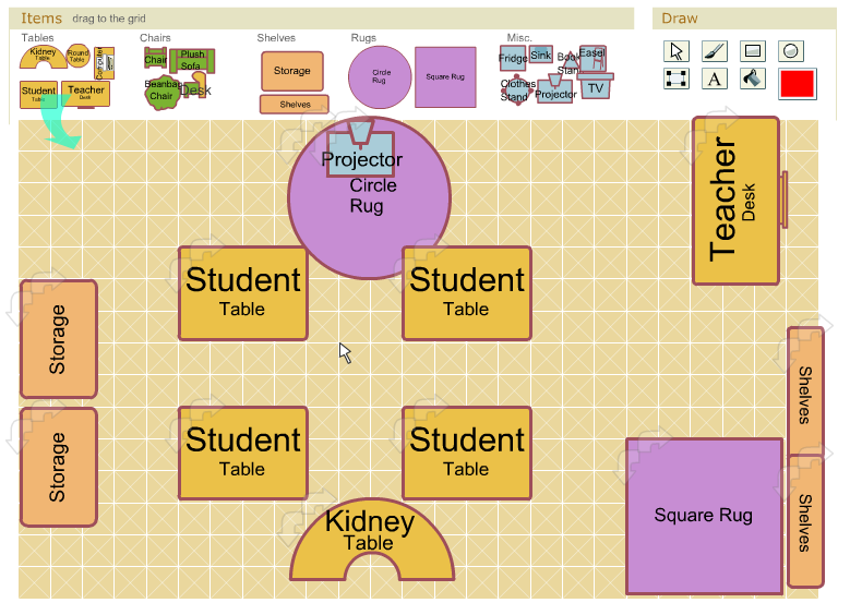 Scale Up Classroom Design And Use Can Facilitate Learning ~ Classroom design edpsych